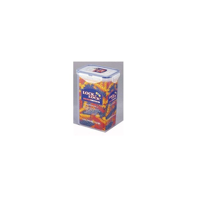Lock & Lock Boîte Rectangulaire Format Haut - 1.3 Litre