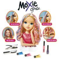 Giochi Preziosi - Tête à coiffer : Moxie girls Magic Hair : Avery