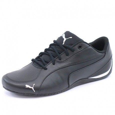 Noir 41 Homme Achat Drift Pas Cher Core Chaussures 5 Puma Cat VpUMqSz