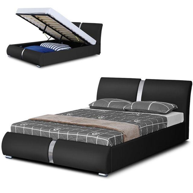meubler design lit coffre design pacific couleurs. Black Bedroom Furniture Sets. Home Design Ideas