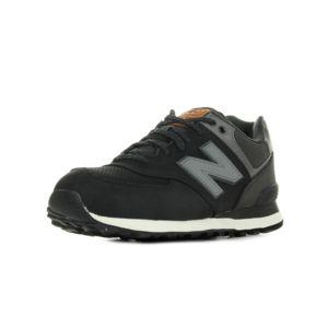 new balance ml574 noir homme