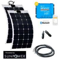 kit solaire 220v achat kit solaire 220v pas cher rue du commerce. Black Bedroom Furniture Sets. Home Design Ideas