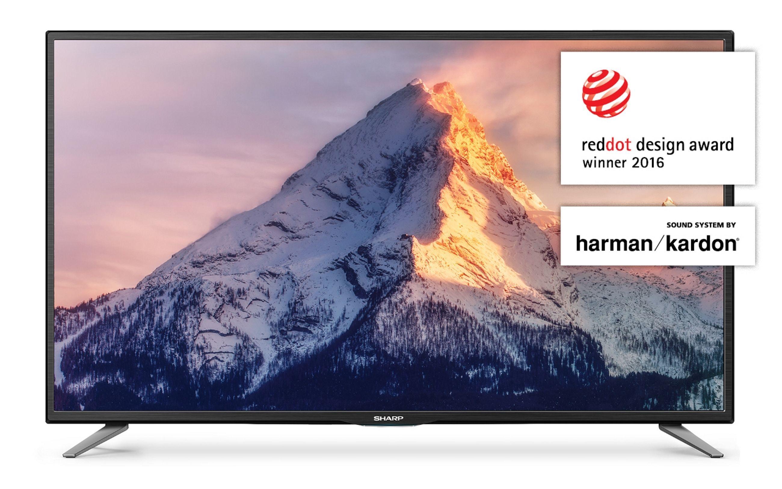 """TV LED 49"""" - LC-49CFE5001E"""