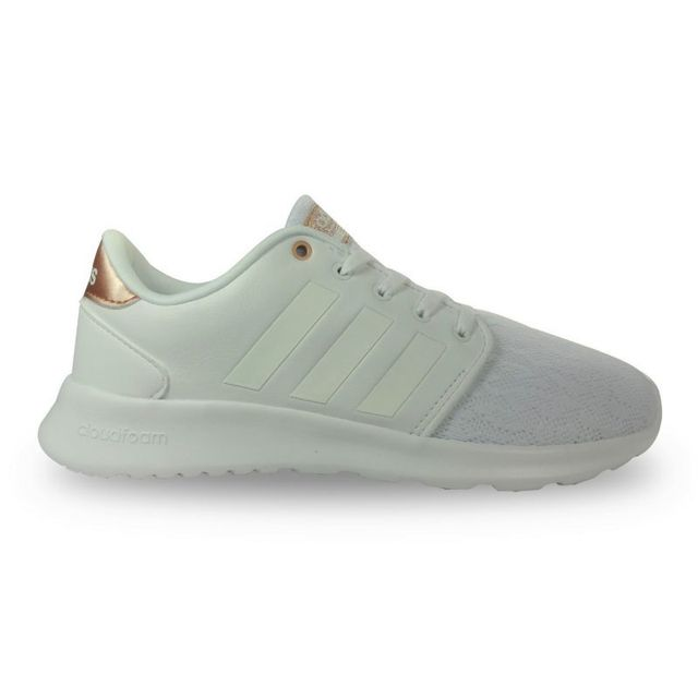 adidas chaussure femme blanche