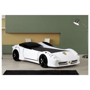 chloe decoration lit enfant voiture f1 turbo phare led. Black Bedroom Furniture Sets. Home Design Ideas