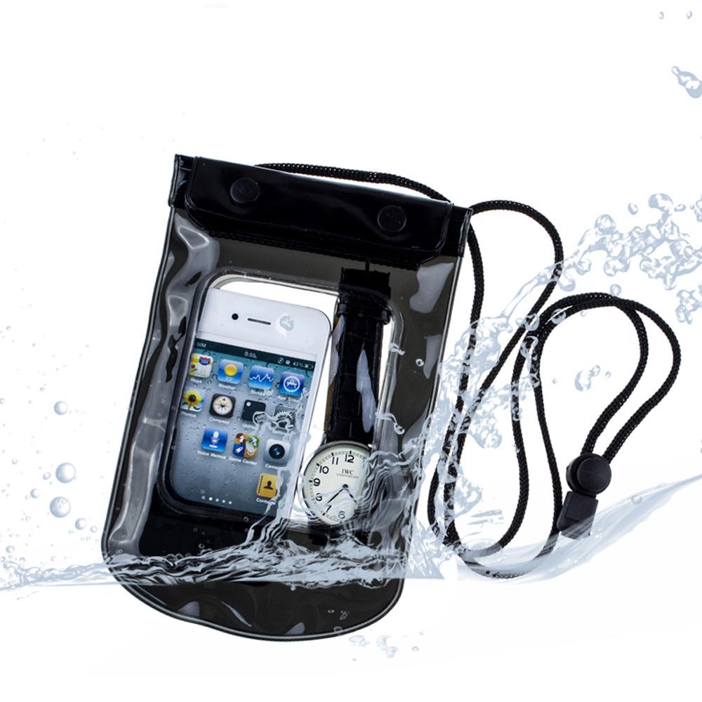 Lapinette - Housse Etanche Waterproof Compatible Samsung Galaxy A7 - Noir