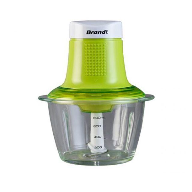 Brandt hachoir 1l 300w vert - hac300v