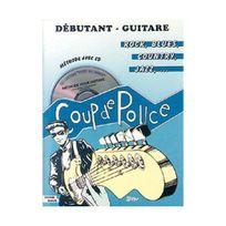 Coup De Pouce - Roux Denis : guitare rock 1 1 cd
