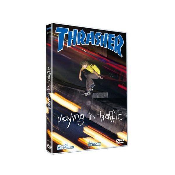 BQHL Editions Trasher : Playing In Traffic