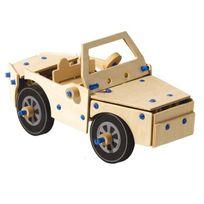 Ses Creative - Kit de menuiserie - voiture