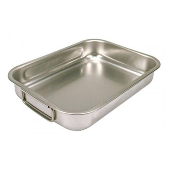 STEEL PAN plat à four inox 25x19cm - 10180