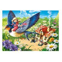 Castorland - Puzzle 120 pièces : Thumbelina