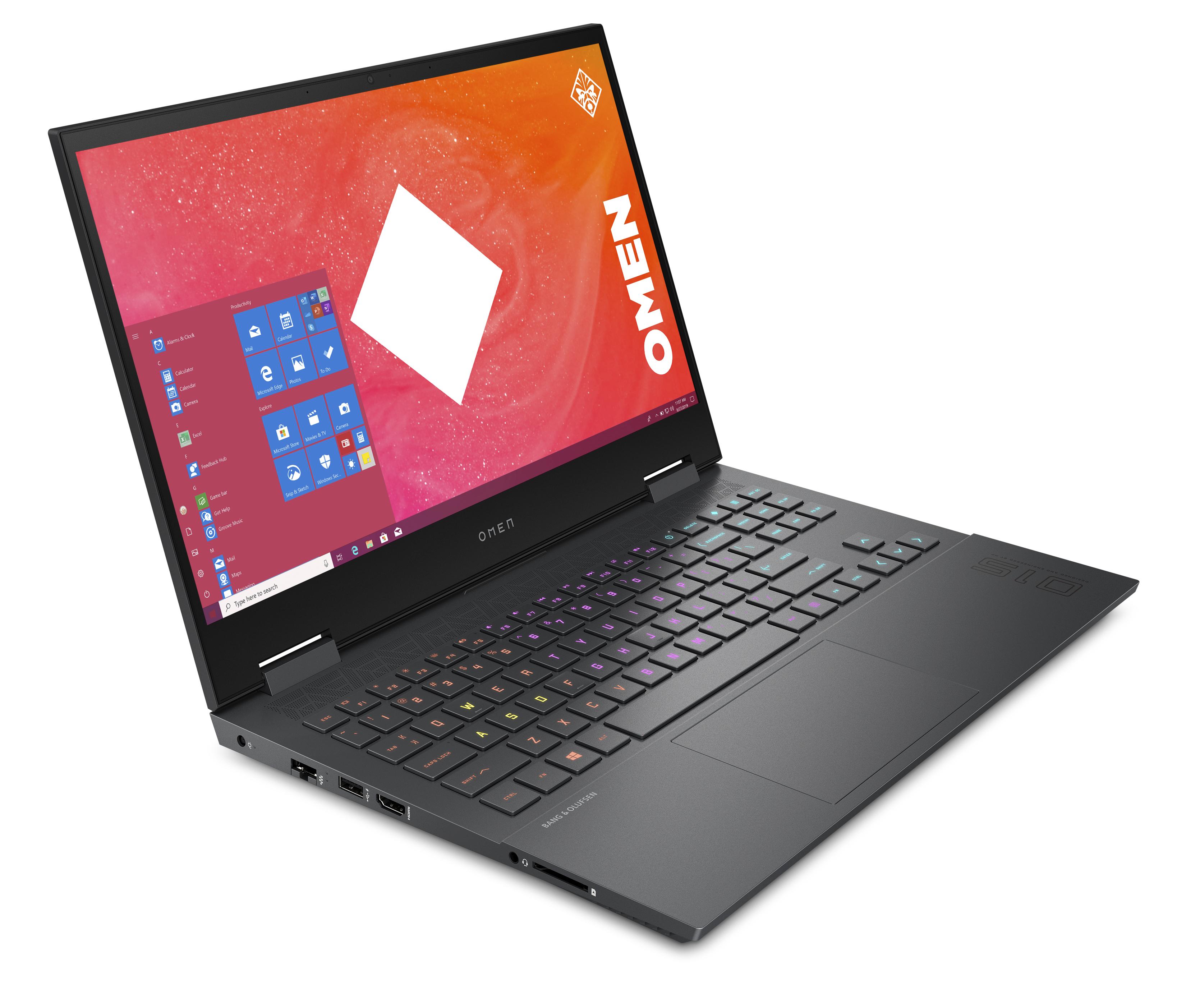 OMEN 15 Laptop 15-en0035nf - Noir