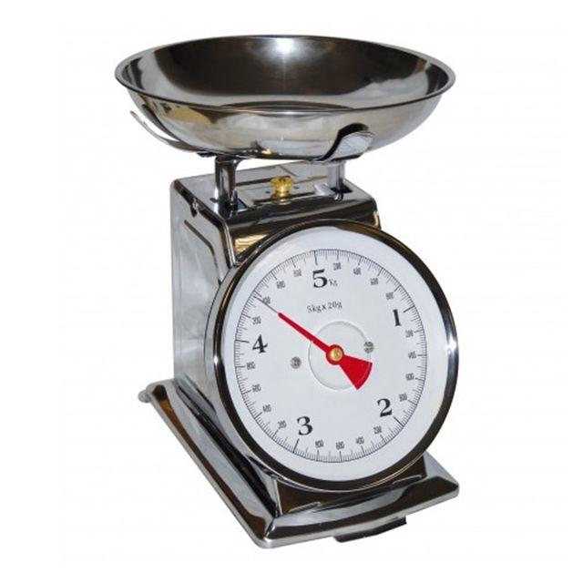 bron coucke balance de cuisine m canique 5kg 20g bm5 pas cher achat vente balance de. Black Bedroom Furniture Sets. Home Design Ideas