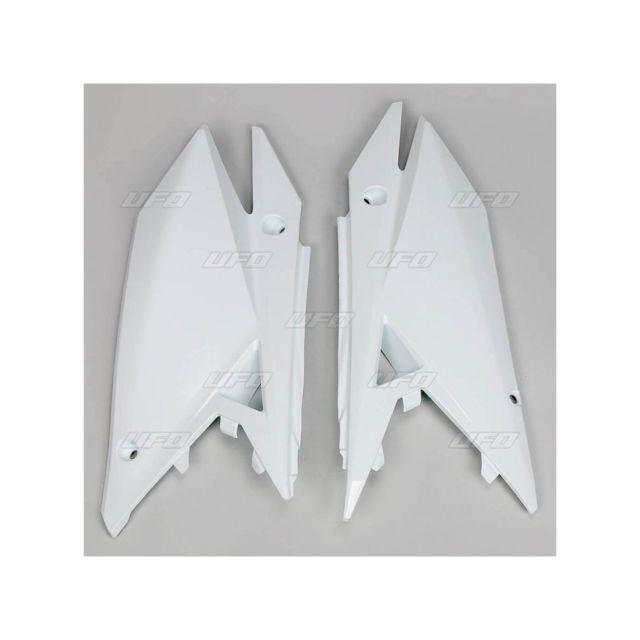 PLAQUE FRONTALE JAUNE-SU04943-102 Compatible avec//Remplacement pour RMZ 250-19//20 RMZ 450-18//20