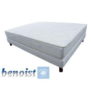 benoist belle literie ensemble capella 90 140 160 180 cm 55kg m3 laine coton pas cher. Black Bedroom Furniture Sets. Home Design Ideas