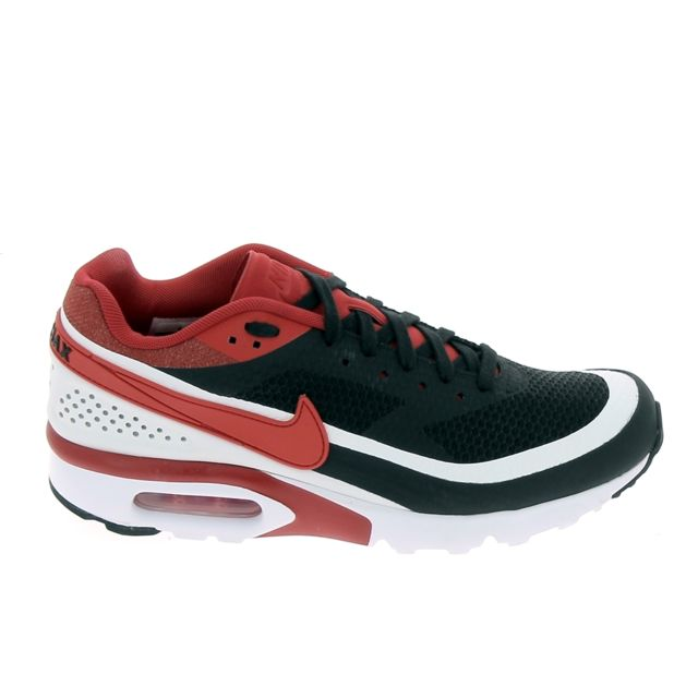 pretty nice 809a4 62dd5 Nike - Nike Air Max Bw Ultra Noir Rouge