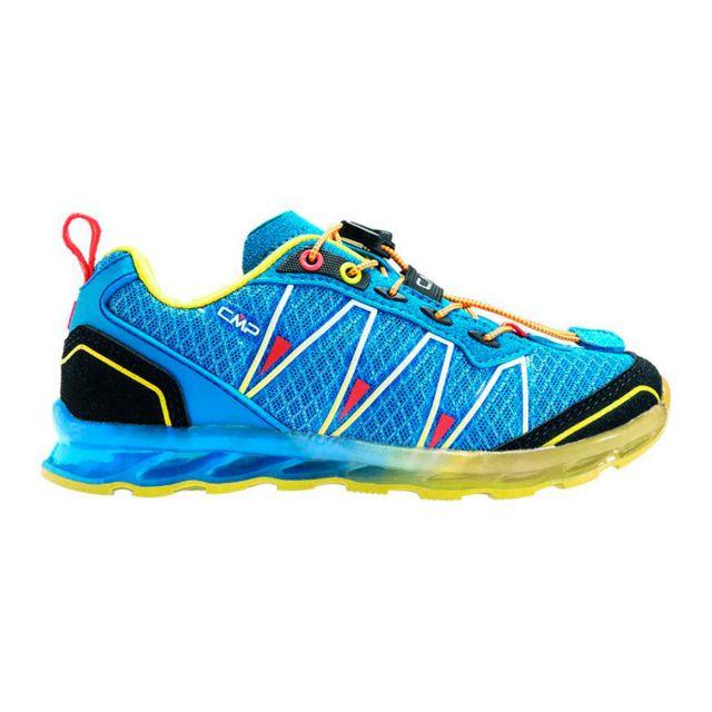 Cmp chaussures atlas waterproof bleu enfant