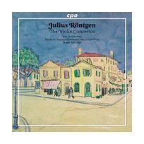 Cpo - Concertos pour violon & Ballade pour violon et orchestre