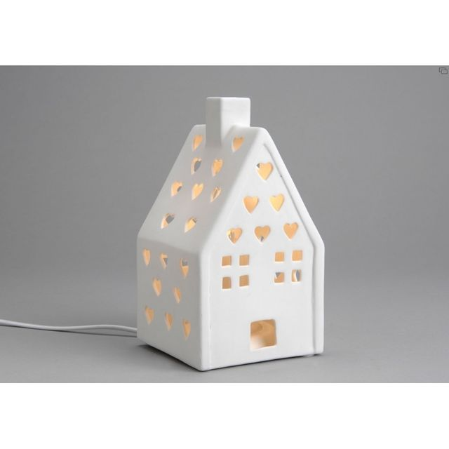 Amadeus Lampe Maison Coeurs