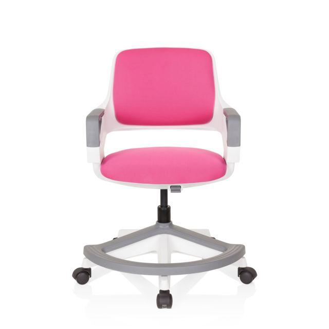 Hjh Office Chaises pour enfants Kid Flex mesh rose