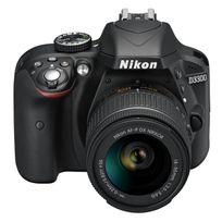NIKON - APN Réflex D3300 18-55 DX AF-P - VBA390K010