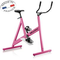 Aquaness - vélo aquatique de piscine rose - v1 rose