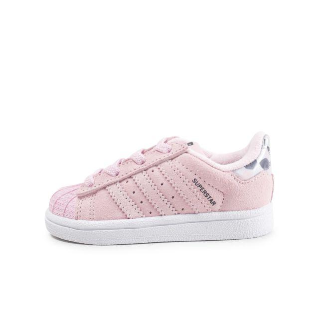 timeless design 8213f 31687 Adidas - Superstar Jelly Rose Camo Bébé