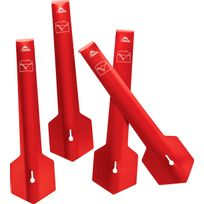 Msr - ToughStake - Accessoire tente - Small rouge