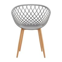 Chaise assise 63 cm achat chaise assise 63 cm pas cher for Chaise zons