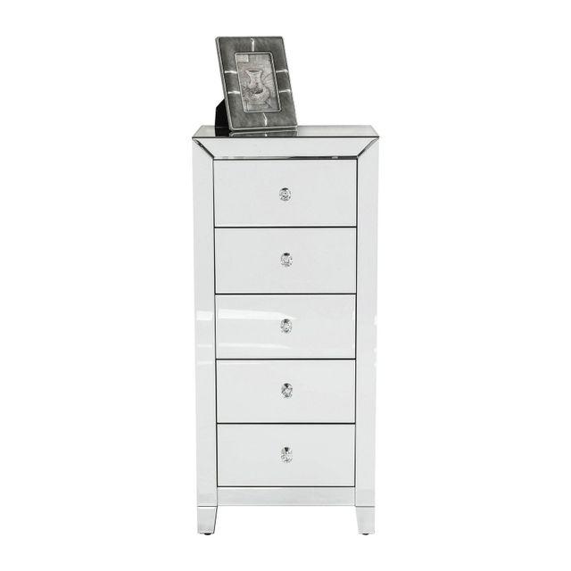 Karedesign Chiffonnier Luxury 5 tiroirs Kare Design