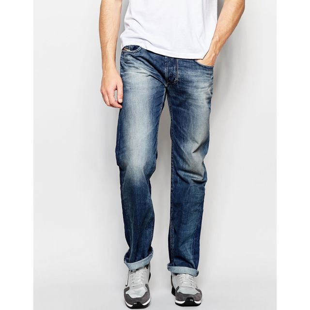 Jean diesel homme coupe large