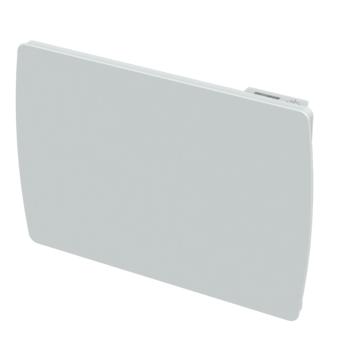 carrera radiateur inertie c ur c ramique verre blanc 1000w lcd pas cher achat vente. Black Bedroom Furniture Sets. Home Design Ideas