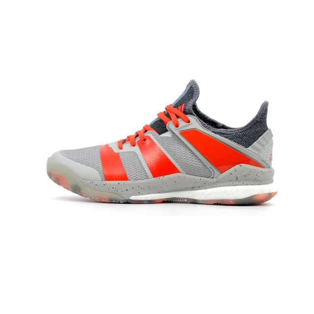 Adidas performance - Chaussures de handball Stabil X Gris - pas cher Achat / Vente Chaussures hand - RueDuCommerce