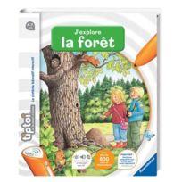 "Tiptoi - le livre ""J'explore la forêt"