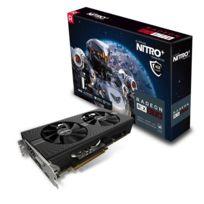 SAPPHIRE TECHNOLOGY - NITRO+ RADEON RX 570 4G GDDR5 DUAL HDMI / DVI-D / DUAL DP W/BP UEFI