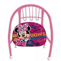 En Enfant Chaise Minnie Fauteuil New Mouse Metal N8wmn0
