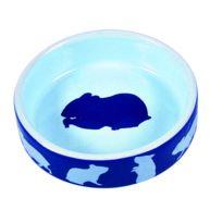 Trixie - Ecuelle en céramique avec motifs pour hamsters