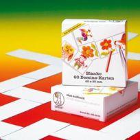 Ursus - Cartes Domino Vierge, À Faconner Tout Seul 8280000