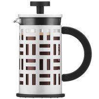 EILEEN 'Cafetière à piston, 3 tasses, 0.35 L - Blanc