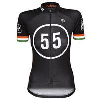 Bioracer - Eschborn-Frankfurt 55 Pro Race - Maillot manches courtes - noir