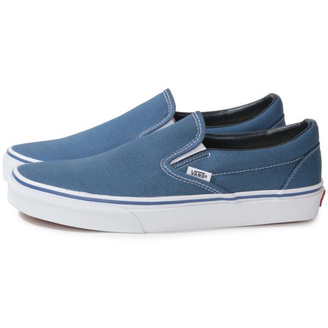 Classic Slip-on Bleu