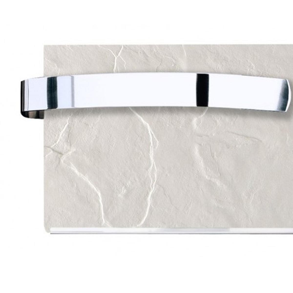 Barre porte-serviette courbée