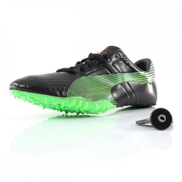 1d592b89947a Puma - Chaussures d Athlétisme Bolt EvoSpeed Sprint Td - pas cher Achat   Vente  Chaussures athlétisme - RueDuCommerce