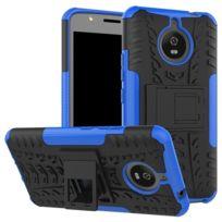 Lapinette - Coque Anti Choc Pour Motorola Moto G5 S Plus - Bleu