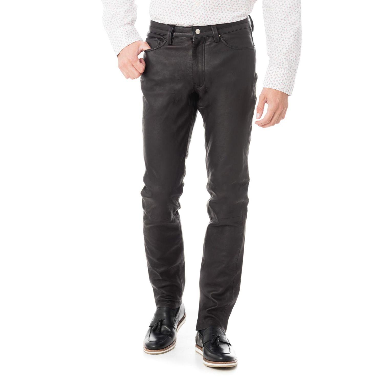 1d6f656abc05 CITYZEN- Pantalon Bari noir