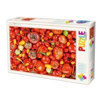 Dtoys - Puzzle 1000 pièces : Niveau très difficile : Légumes