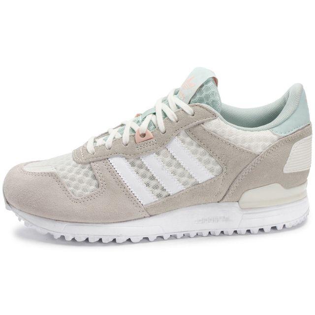 adidas zx 700 blanche femme