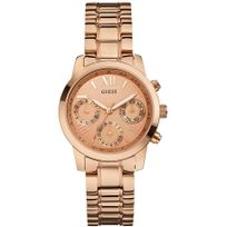 Guess - Montre femme R.Mini Sunrise Chp.RO.CR. W0448L3