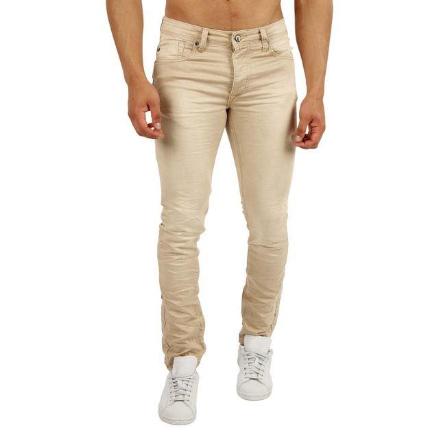 KI Jeans 3603 29 Denim Taille beige slim homme cher pas Gov xBqT15YnRR